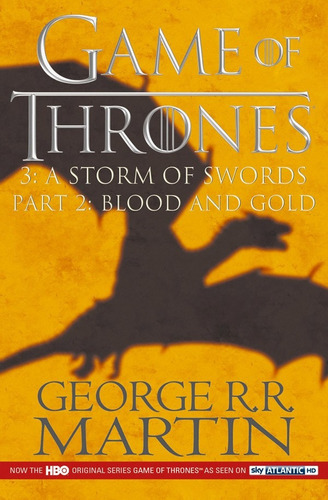 a storm of swords 3 part 2 - song of ice and fire g. martin