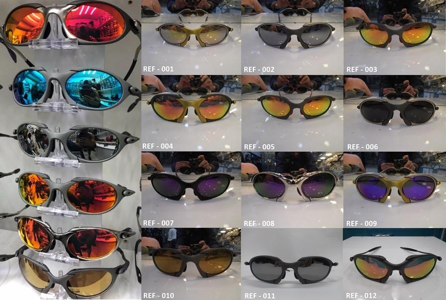 551f0821ad5b2 a-t-a-c-a-d-o 05 óculos oakley juliet doublex romeu peni. Carregando zoom.