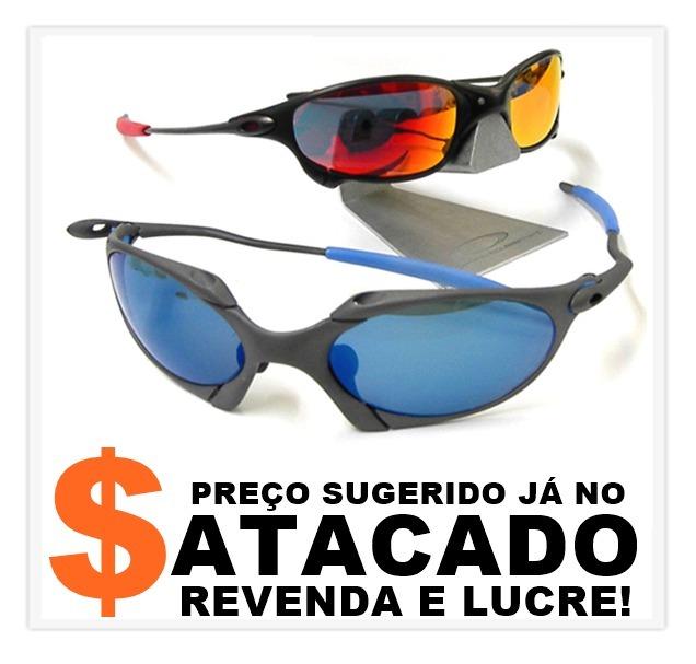 02c748082b7e5 A-t-a-c-a-d-o 05 Óculos Oakley Juliet Doublex Romeu Peni - R  354,98 ...