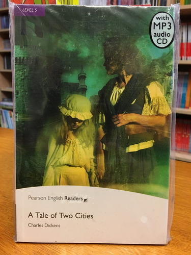 a tale of two cities - pearson english readers level 5 w/ cd