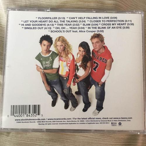 a-teens pop 'til you drop 2002 importado inglaterra