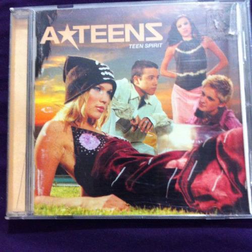 a-teens teen spirit buen estado