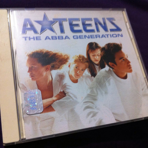 a-teens the abba generation con 2 bonus tracks en español