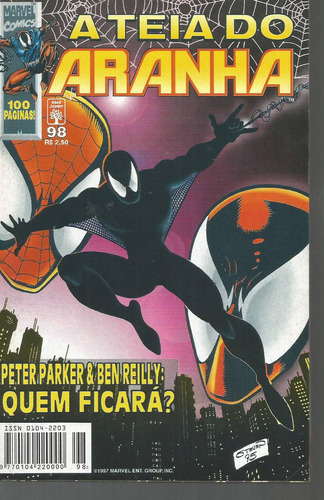 a teia do aranha 98 - abril - bonellihq cx14 c19