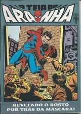 a teia do aranha n. 19 - abril   de 1991