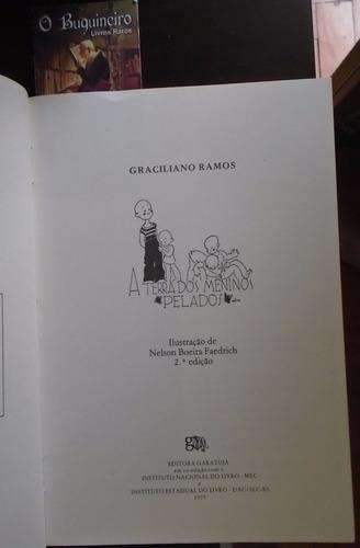 a terra dos meninos pelados - graciliano ramos - ilustrado