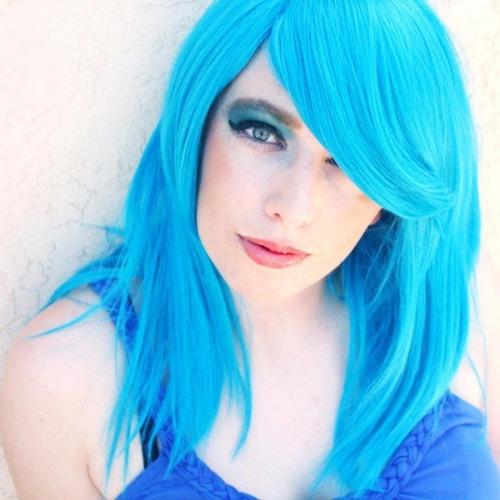 a tintura das famosas! manic panic atomic turquoise