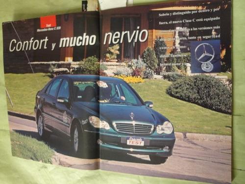 a todo motor 72 mercedes c320 peugeot 406 strada vw saveiro