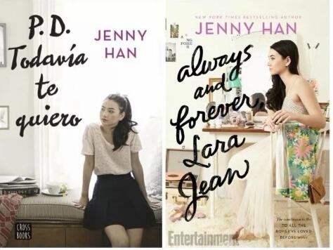 a todos los chicos de los que me enamore jenny han pdf