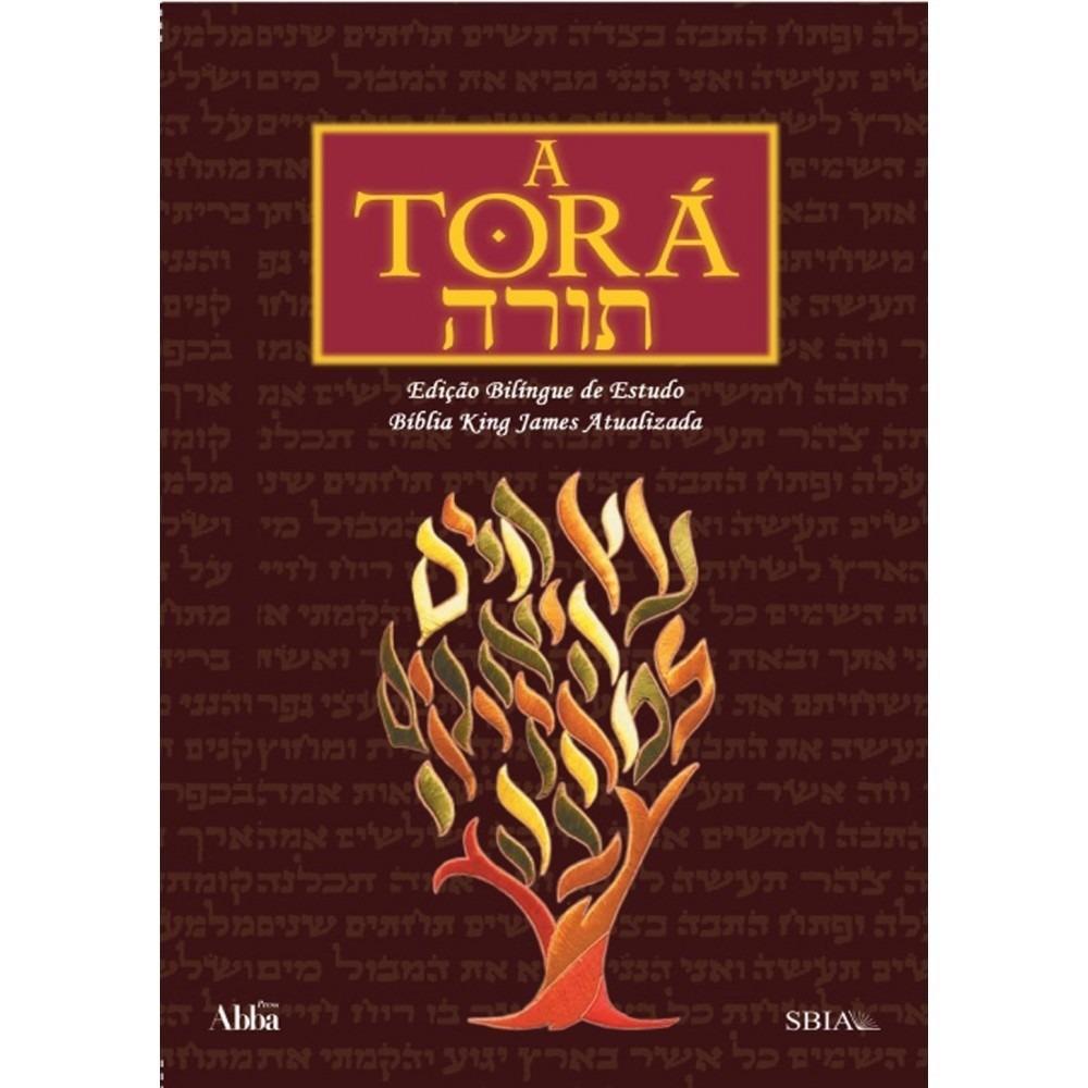 Torá - A Lei de Moisés - Livro - WOOK