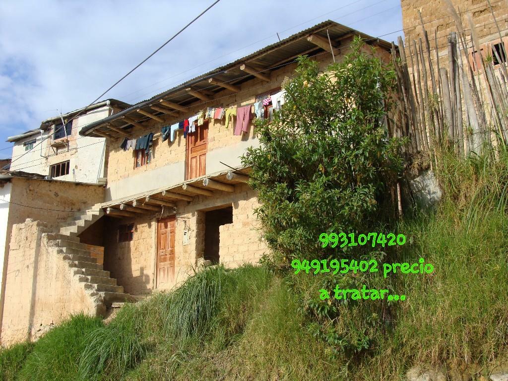 a tratar casa a precio de terreno por mirador de chachapoyas