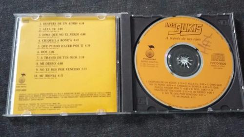 a traves de tus ojos los bukis cd balada pop