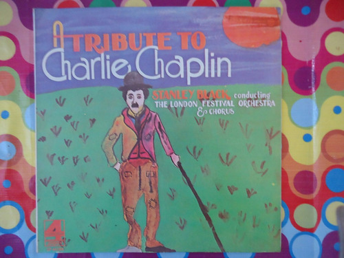 a tribute to charlie chaplin lp stanley black