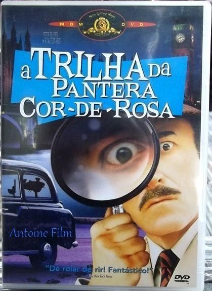 Resultado de imagem para Na Trilha da Pantera Cor-de-Rosa