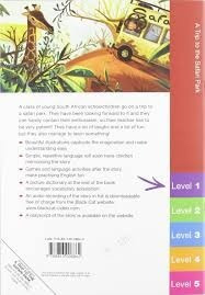 a trip to the safari park earlyreaders level 1 vicens vives
