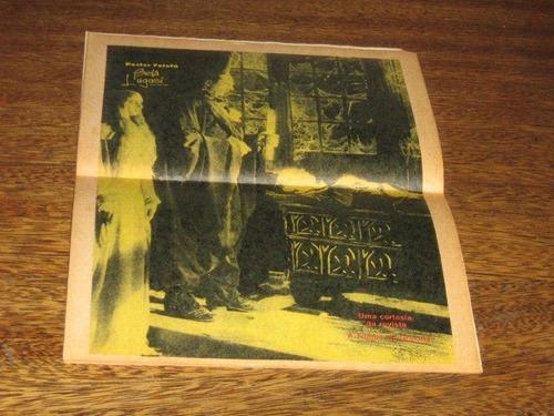 a tumba do drácula nº 8 ano:1977 com poster editora bloch