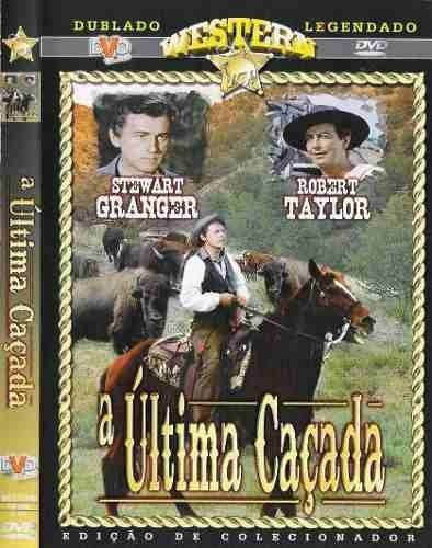 a última caçada dvd original