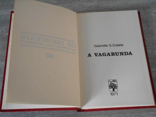 a vagabunda - gabrielle s. colette