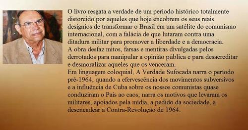 a verdade sufocada + guerrilha do araguaia revanchismo
