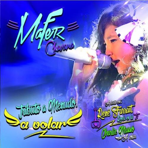a volar tributo a menudo mafer chavana disco cd + dvd