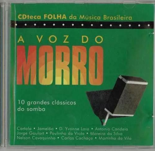 a voz do morro 10 grandes clássicos do samba cd original