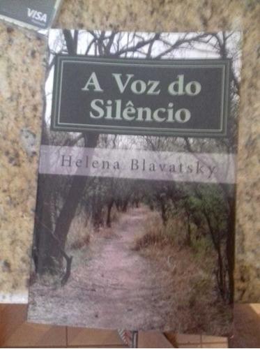 a voz do silêncio livro
