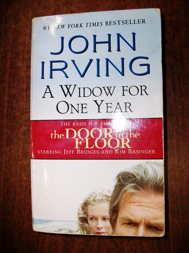 a widow for one year - john irving - en ingles