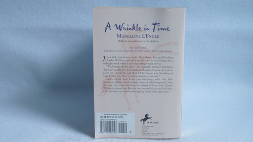 a wrinkle in time / madeleine l'engle