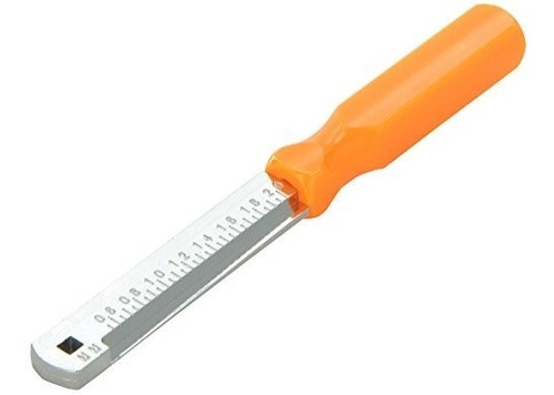 a y e hand tools 4450a ez grip calibrador de bujía