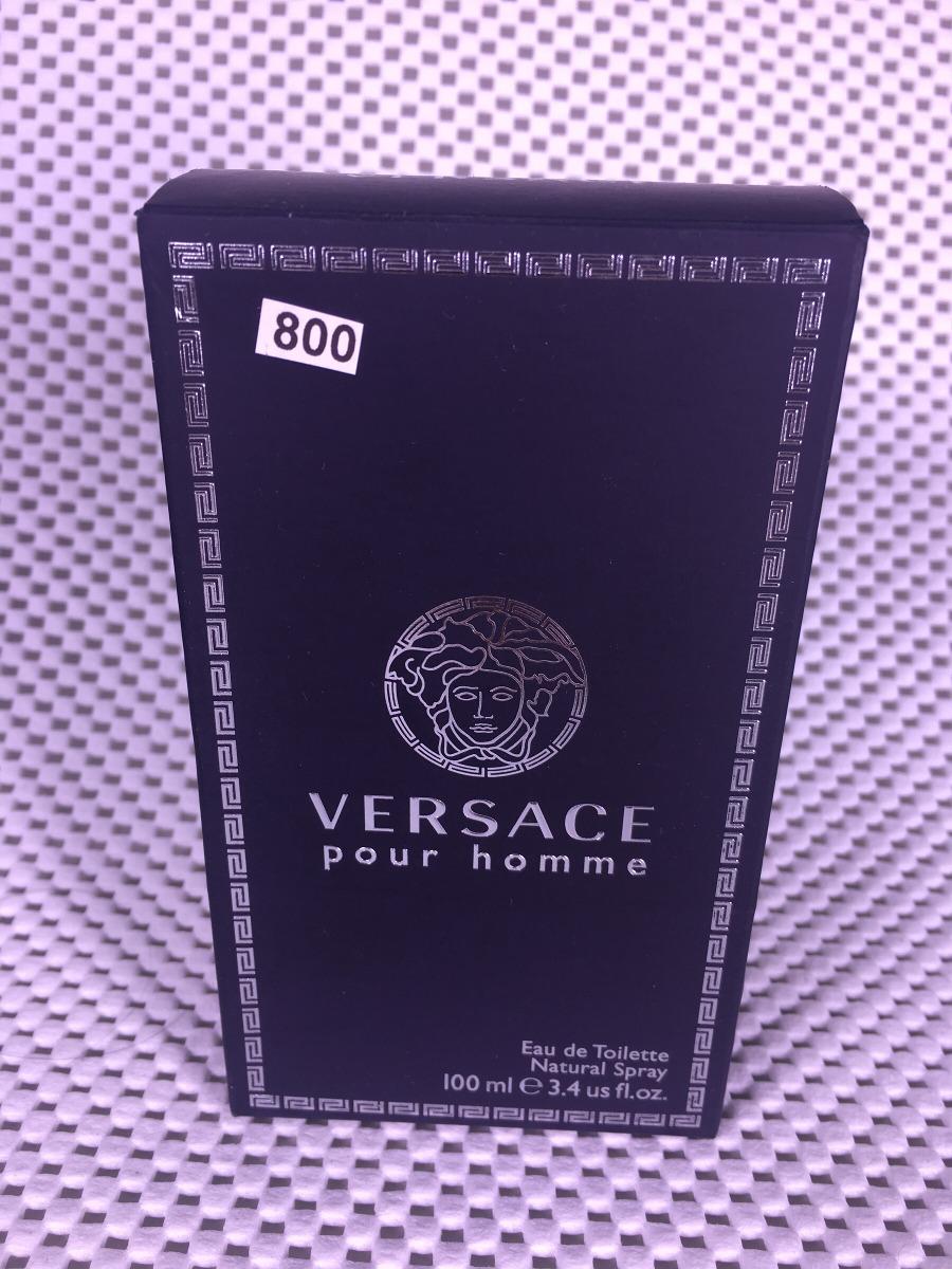 A1-1 Perfume Caballero Versace Pour Homme Edt 100ml -   800.00 en ... cd075e5d76d