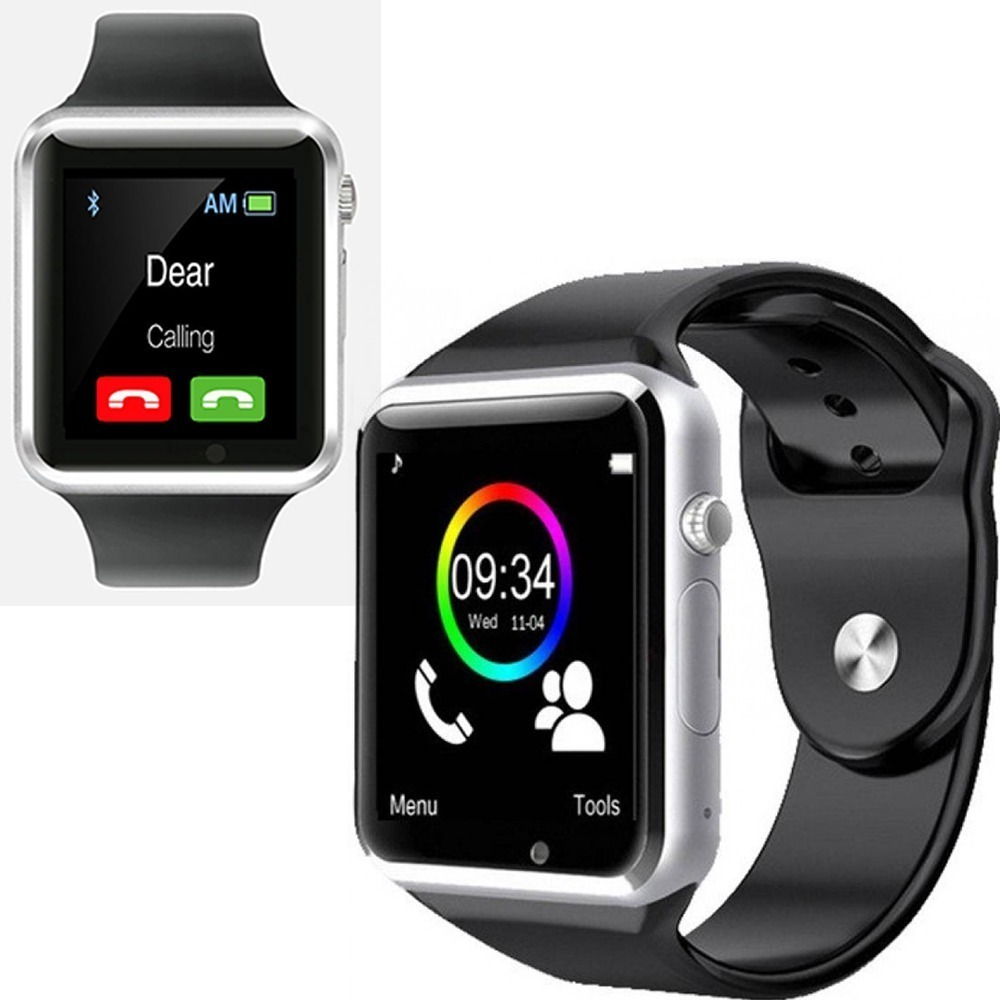 50a784764cc a1 relógio inteligente smart watch bluetooth chip android s7. Carregando  zoom.