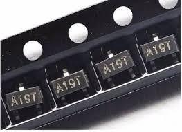 a19t ao3401 smd receptores transistor sot-23 frete fixo