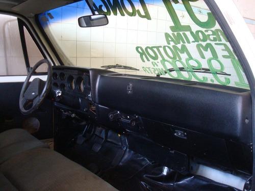 a20,c10,f100,d10,caminhonete,c20 chassi longo  sem motor