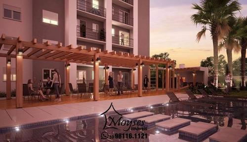 a2344 - apartamento no acqua residence club