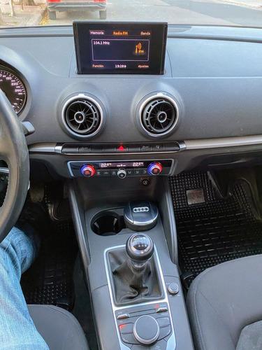 a3 1.4 tfsi 4 puertas manual 2016. inmaculado