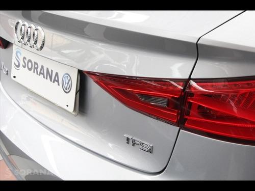 a3 1.4 tfsi sedan attraction 16v flex 4p tiptronic 28200km