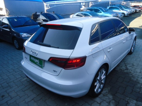 a3 1.8 tfsi sportback 16v gasolina 4p automático