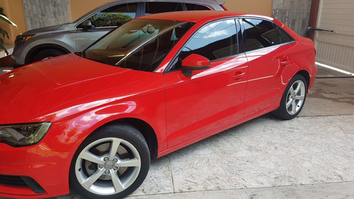 a3 sedan rojo misano con paquete technology