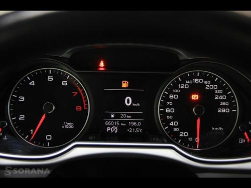 a4 1.8 tfsi attraction gasolina 4p multitronic 66000km
