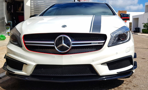 a45 amg edition 1 stage 2 weistec mercedes benz 455hp
