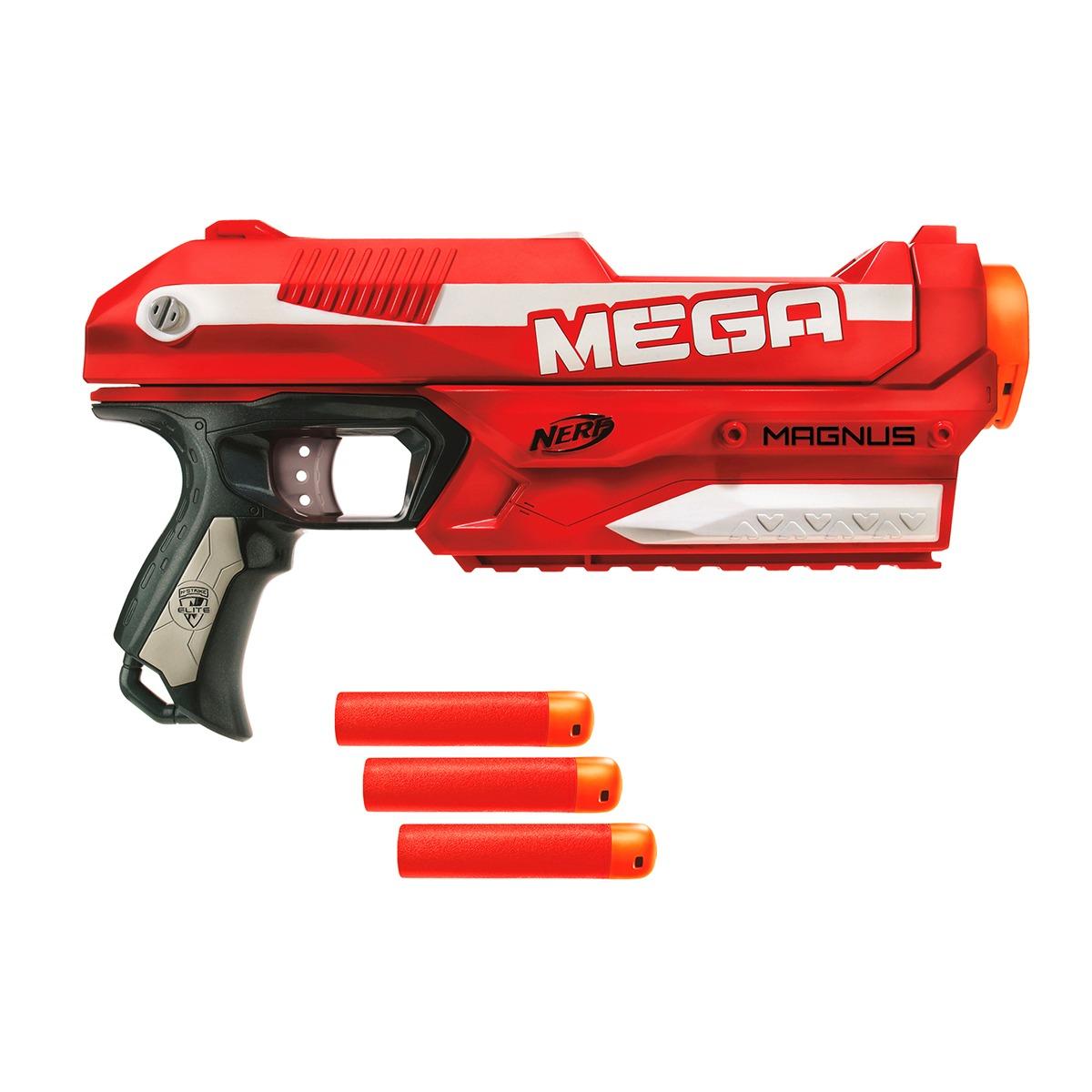 0e322152784 a4887 lançador nerf n-strike elite mega magnus - hasbro. Carregando zoom.