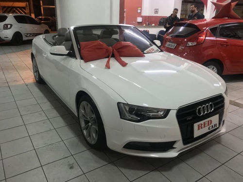 a5 2.0 tfsi cabriolet ambition 16v gasolina 2p s-tronic