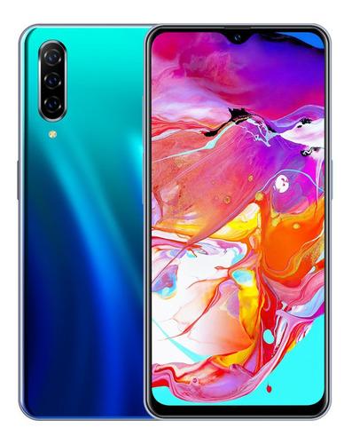 a50 6+16g bajo pantalla/cara desbloqueado 6.3???? smartphone