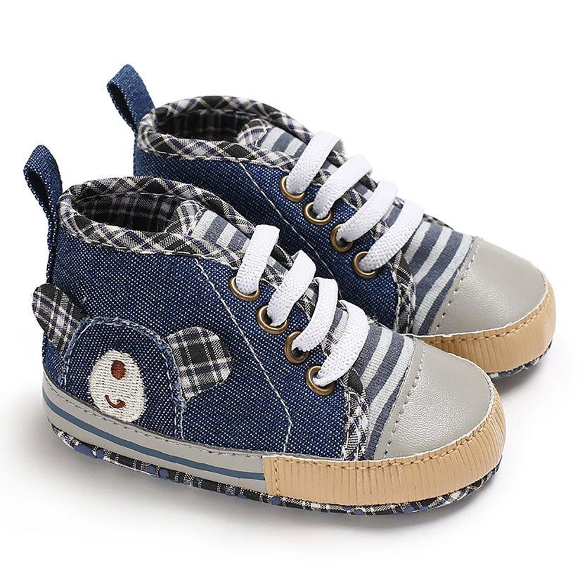 modelado duradero zapatos de separación bonita y colorida A50 Zapatos De Algodón Para Bebé Zapatos Para Niños Pequeños