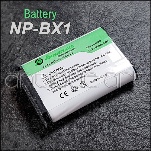 a64 bateria para sony np-bx1 recargable hx300 rx1 wx350 as10