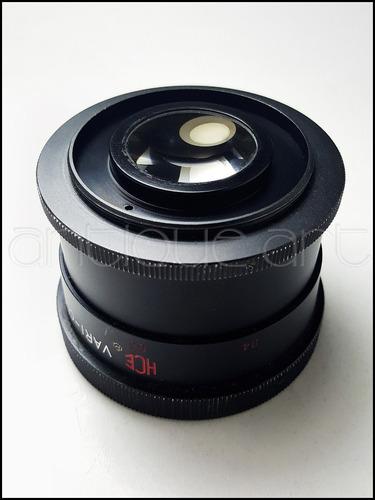 a64 lente close up conversor hce lentes 55 54 52 ø fotovideo