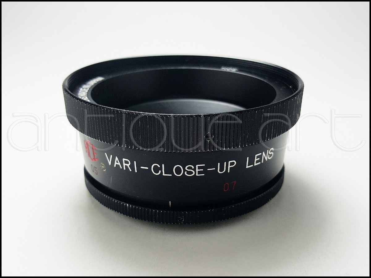 a64 lente close up conversor hce lentes 55 54 52 ø fotovideo