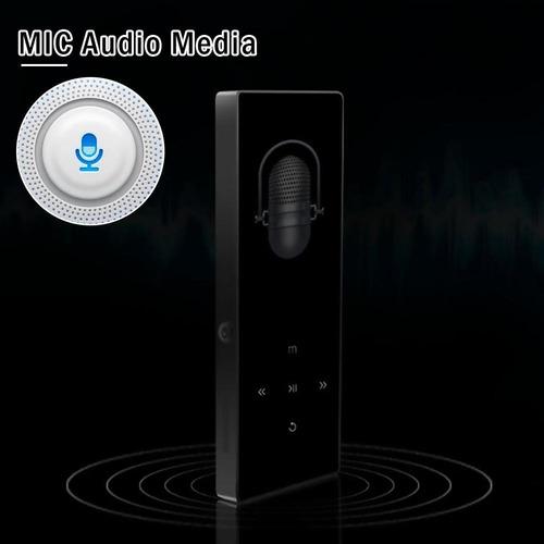 a8 plus bluetooth pantalla táctil 8gb mp3 reproductor de fm