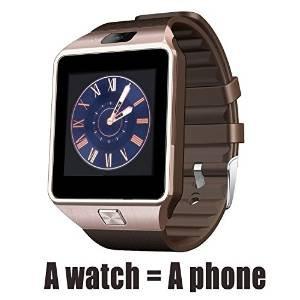a8 poder dz09 gear s bluetooth inteligente reloj del reloj s