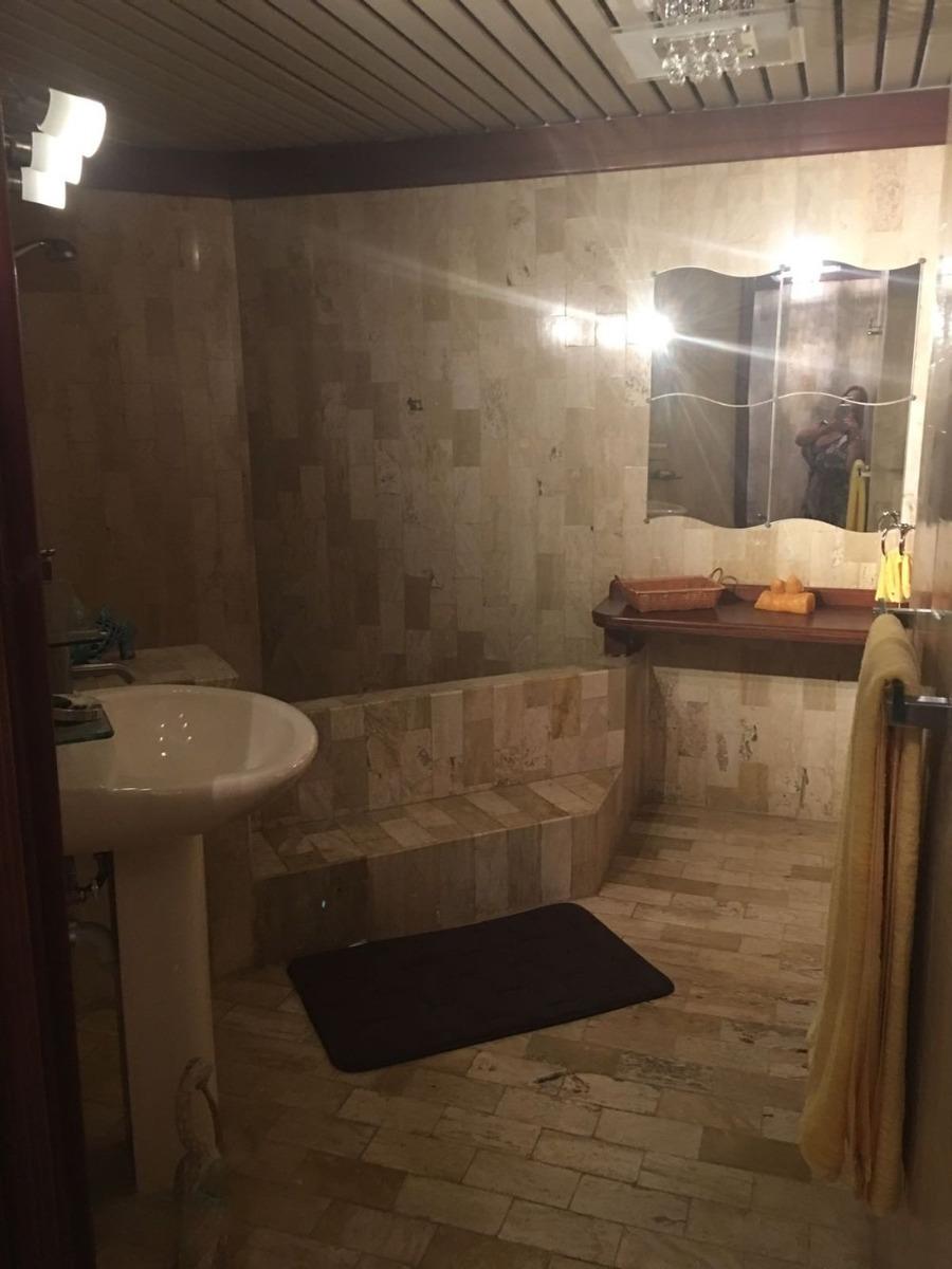aa202 - alquiler apartamento amueblado - gazcue